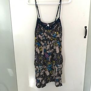 Xhilaration Bohemian Butterfly Dress